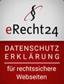 eRecht 24 Datenschutz